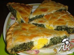 Tarta de Verduras o Pascualina