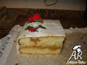 Torta de Coco porción