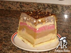 Torta Helada ,Porción,