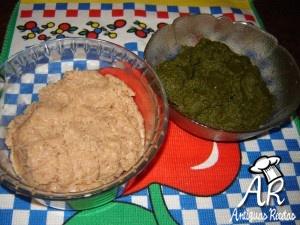 Paté de Pollo y Verdura, Verduras, Pollo, Entradas, Bajas Calorias