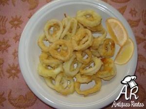 Rabas al limón