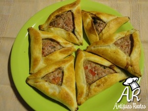 Empanadas árabes (fatay)